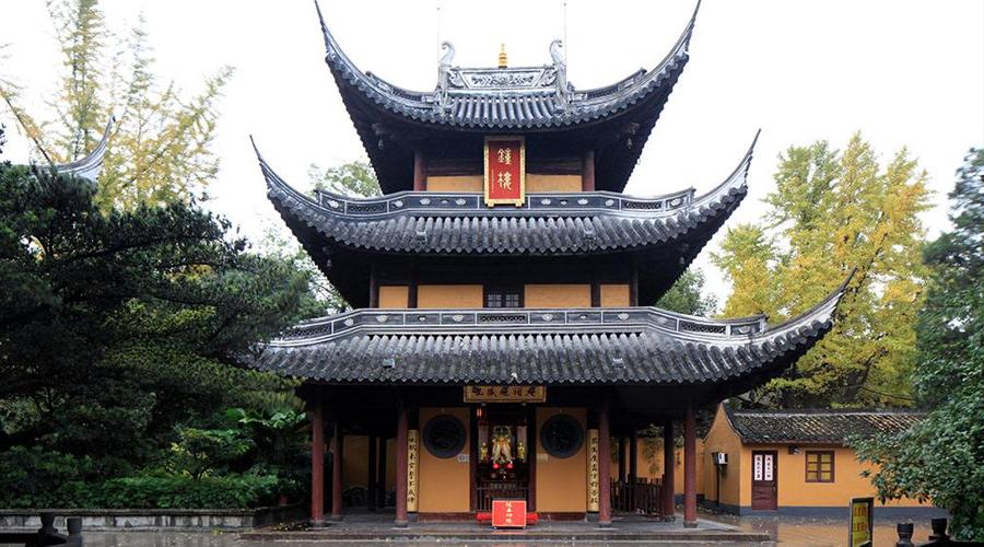 Templo y pagoda de Longhua