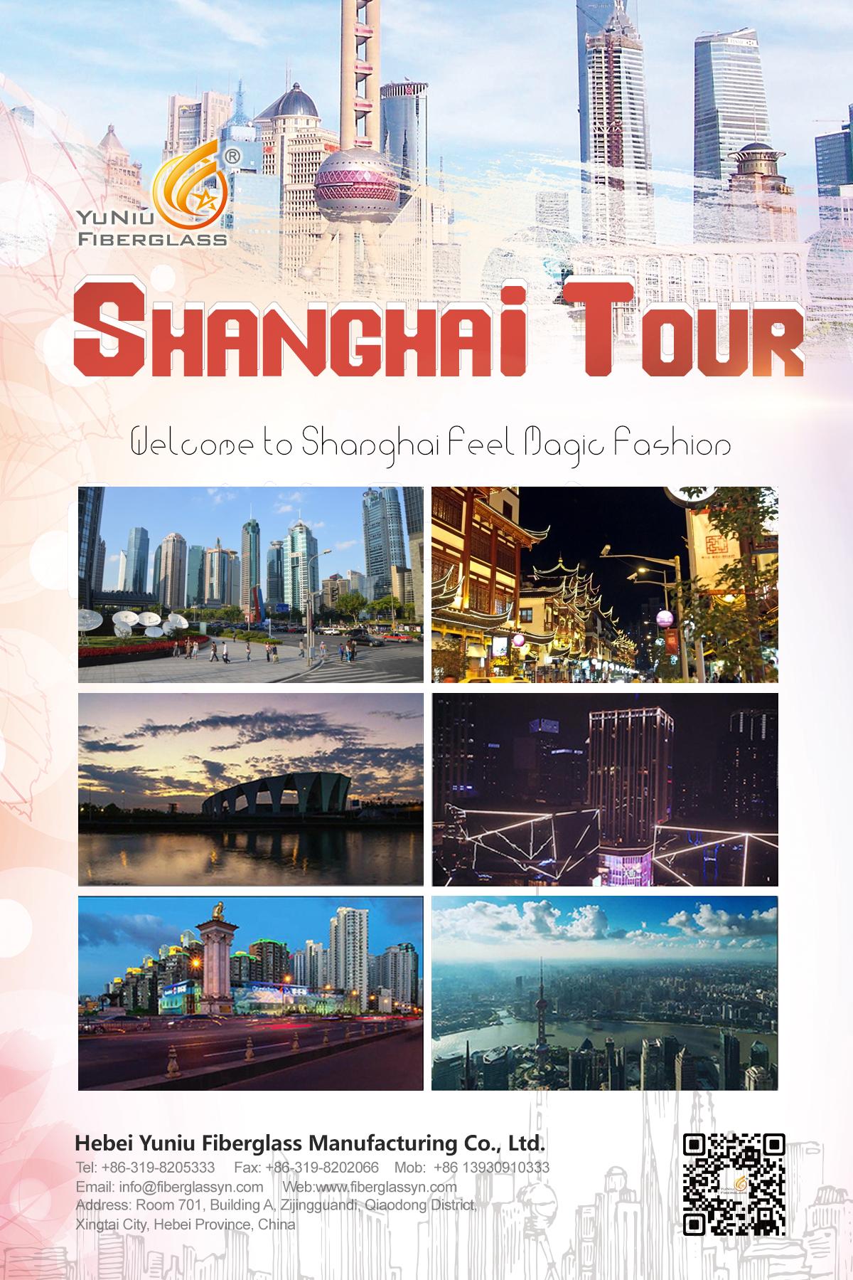 Viaje de Shangai